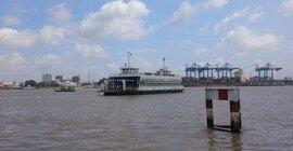 Xây cầu Cát Lái kết nối Đồng Nai với TPHCM: Bất động sản lại