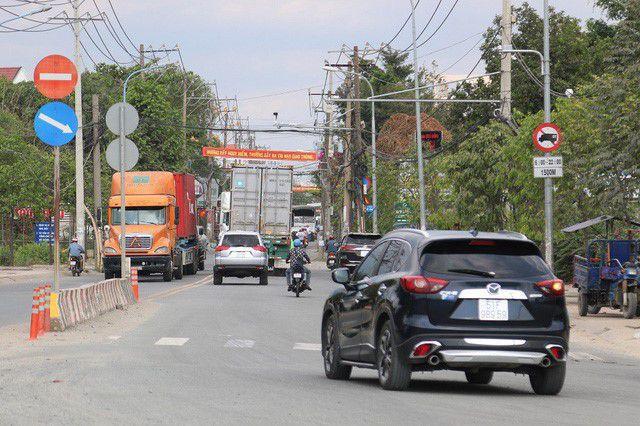 Mở rộng đường vào cảng lớn nhất Việt Nam - 1