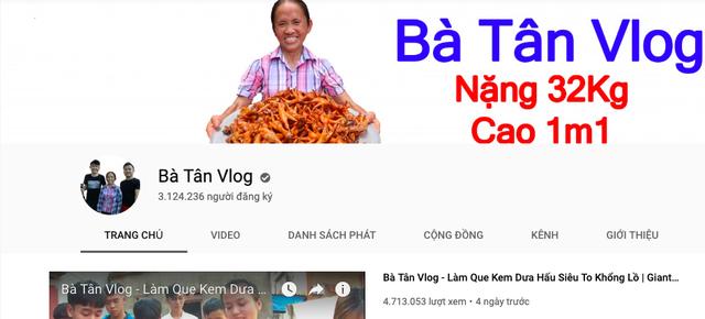 """Bà Tân """"Vlog"""" tuyên bố nộp thuế đủ, phủ nhận thu nhập hàng trăm triệu đồng/tháng - 7"""