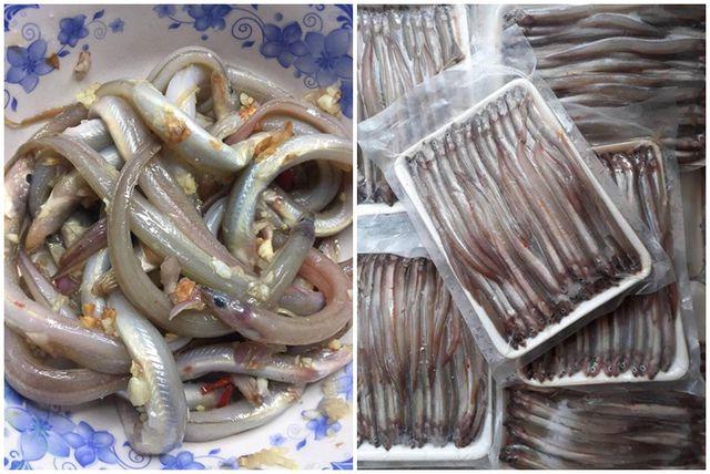 Kỳ lạ loại cá dài ngoằng như giun, ăn giòn rụm khiến dân Hà Thành phát sốt - 4