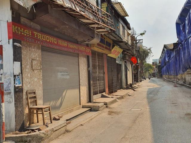 Hàng quán đóng cửa sang nhượng, dân quanh Công ty Rạng Đông thi nhau bán nhà - 4
