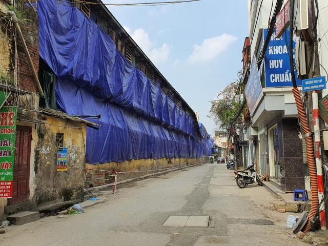 Hàng quán đóng cửa sang nhượng, dân quanh Công ty Rạng Đông thi nhau bán nhà - 9