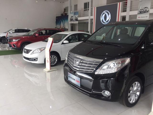 Khách hàng e dè với ô tô Trung Quốc - 1