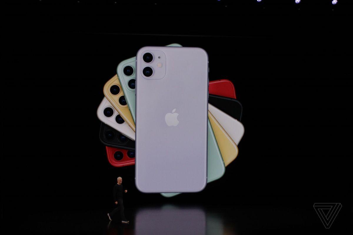 iPhone 11 không gây bất ngờ, vẫn tai thỏ