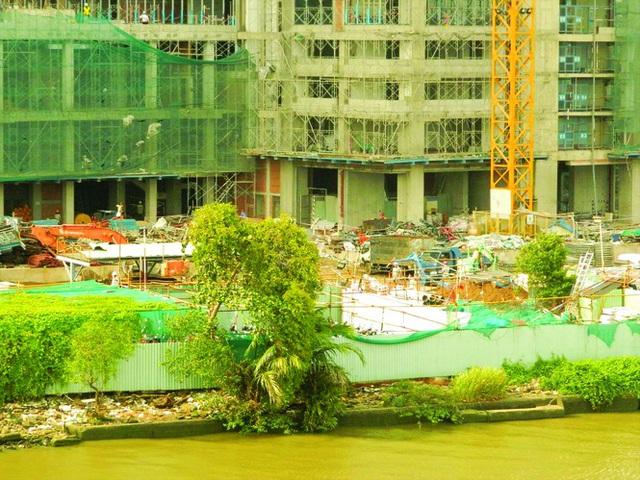 Thôn tính đất vàng ven sông Sài Gòn: Tài sản chung biến thành của riêng - 2
