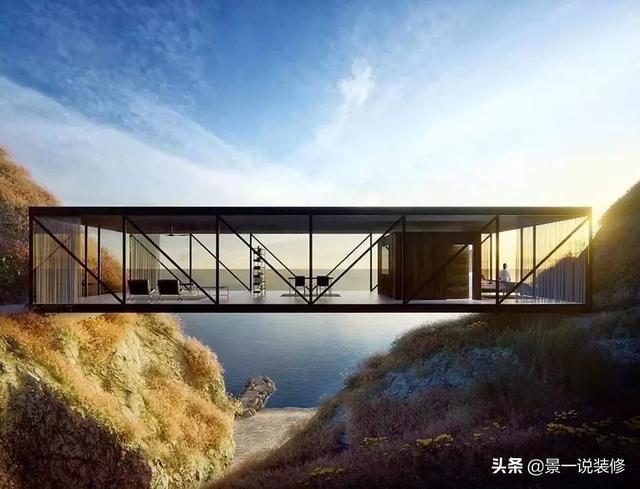 """Top 10 biệt thự """"dị"""" nhất thế giới xây dựng ở vùng đất mà bạn không ngờ đến - 2"""