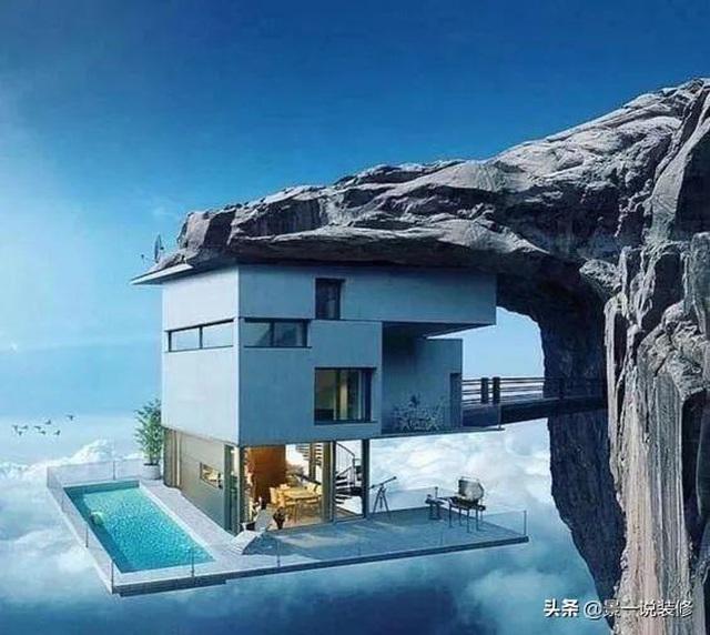 """Top 10 biệt thự """"dị"""" nhất thế giới xây dựng ở vùng đất mà bạn không ngờ đến - 6"""