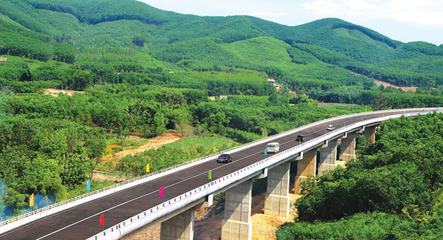 """Ba ngày nữa chính thức khởi công """"đại dự án"""" cao tốc Bắc - Nam - 2"""