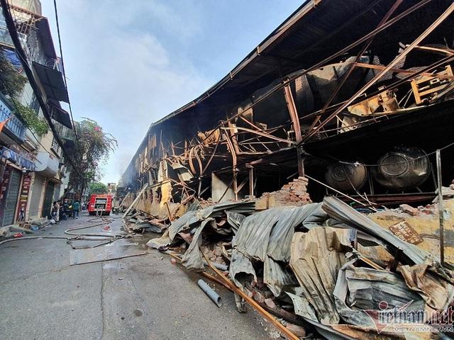 Cháy nhà máy Rạng Đông: Phát lộ việc xin chuyển đổi đất không thành - 2