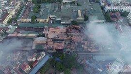 Cháy nhà máy Rạng Đông: