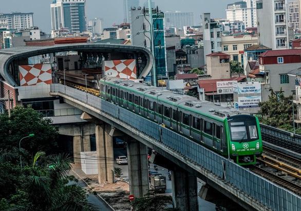 Thủ tướng hạn định báo cáo tiến độ chạy thử đường sắt Cát Linh - Hà Đông trước 30/9