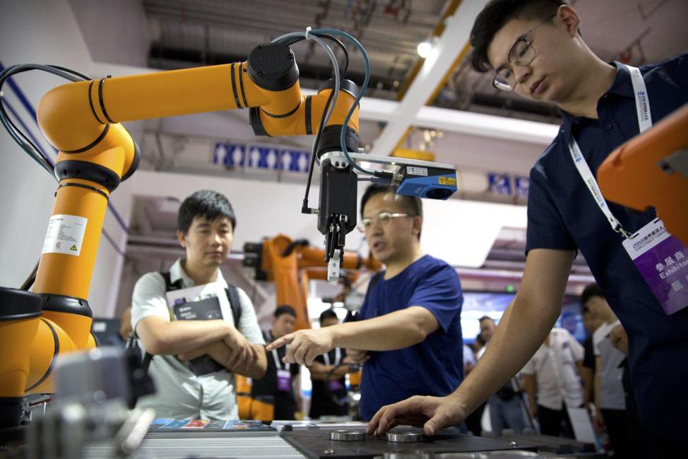 Ngành robot công nghiệp từ Nhật Bản của Trung Quốc là nạn nhân mới nhất của thương chiến Mỹ - Trung