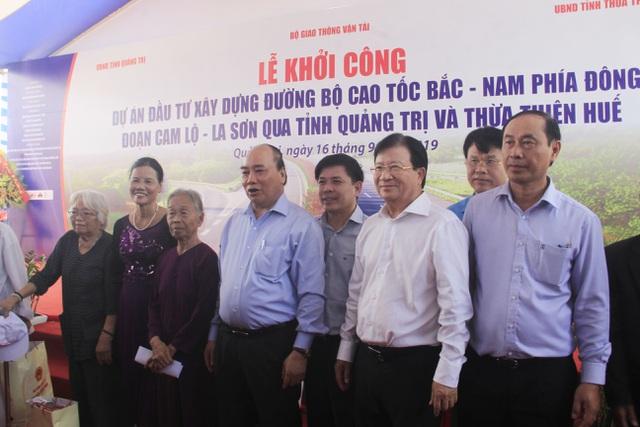 Thủ tướng dự lễ khởi công cao tốc Bắc - Nam đoạn qua Quảng Trị, TT-Huế - 6