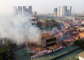 Công bố nguyên nhân vụ cháy, cổ phiếu Rạng Đông bất ngờ bị bán mạnh