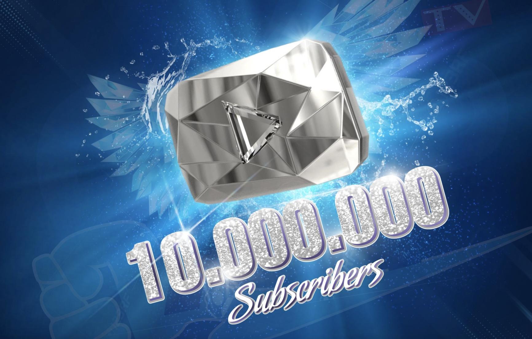 Đã có kênh Youtube đầu tiên tại Việt Nam đạt nút kim cương