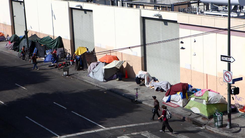 Nghịch lý ở California: Giàu đến mức quy mô kinh tế lớn hơn cả nước Anh nhưng lại có vô số người vô gia cư