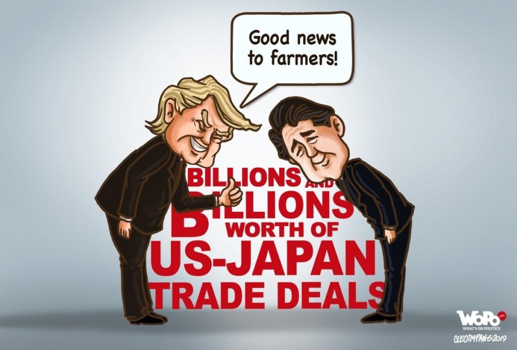 Nhật Bản - Mỹ: Một nhịn cho chín lành