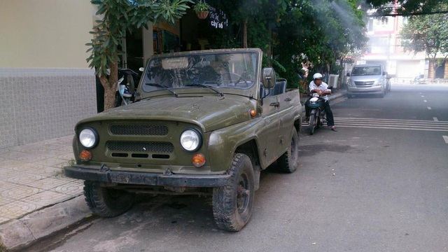 Những chiếc ô tô công thanh lý chỉ từ 10 triệu đồng ở Việt Nam - 1