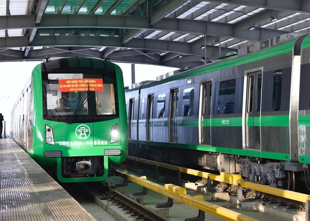 """Yêu cầu thu hồi những khoản """"chi sai"""" tại Dự án đường sắt Cát Linh - Hà Đông"""