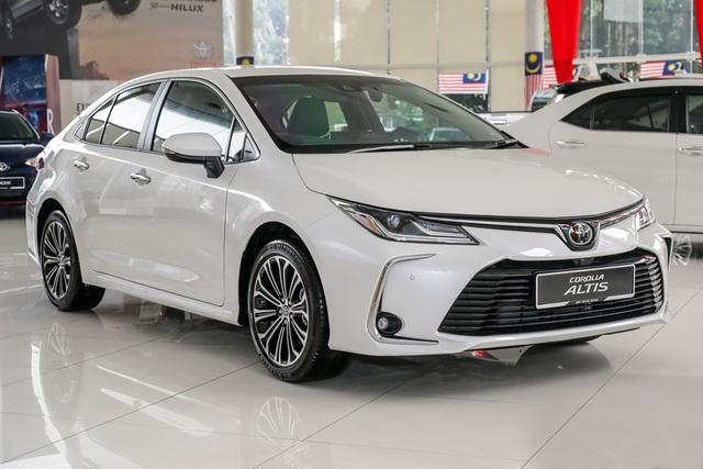 Toyota Altis 2020 tiếp tục khuấy đảo thị trường ASEAN - 1