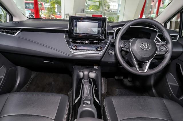 Toyota Altis 2020 tiếp tục khuấy đảo thị trường ASEAN - 3