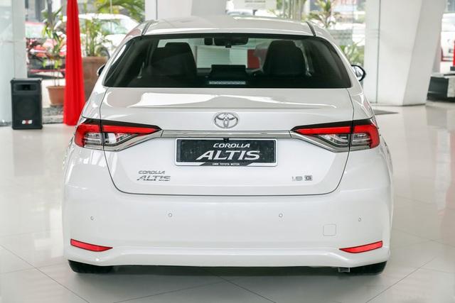 Toyota Altis 2020 tiếp tục khuấy đảo thị trường ASEAN - 5