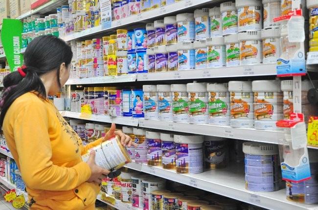 Bộ Tài chính từ chối giảm thuế nhập khẩu sữa