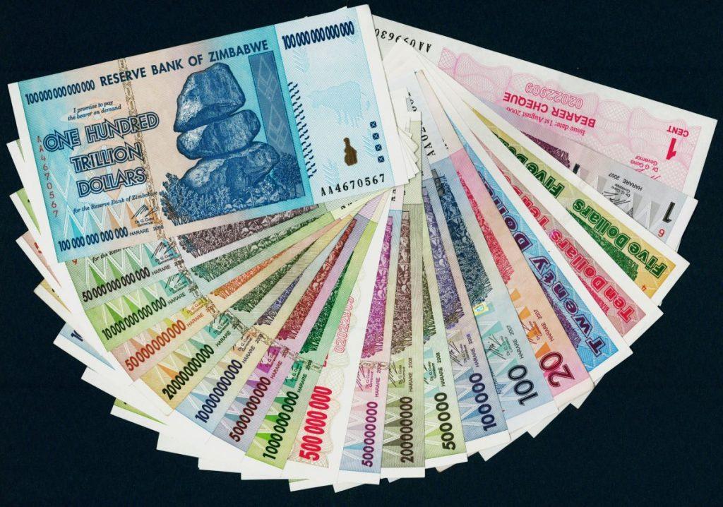 Nội tệ rớt giá thảm hại, Zimbabwe siết chặt trao đổi ngoại tệ
