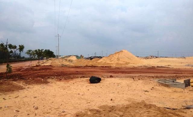 Dừng việc rao bán, nhận cọc nhận đất nền phân khu 2 dự án Nhơn Hội New City - 1