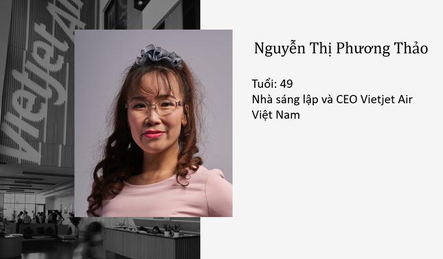 """Người phụ nữ Việt trong top """"quyền lực nhất châu Á"""", giàu nhất Đông Nam Á"""