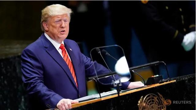 Ông Trump công khai chỉ trích Trung Quốc tại Liên Hợp Quốc - 1