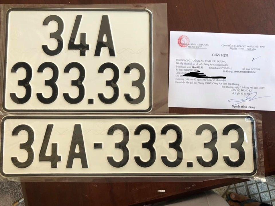 """Chủ cũ xe Accent biển ngũ 3 siêu đẹp """"cay đắng"""" gạ mua lại giá gần gấp đôi"""