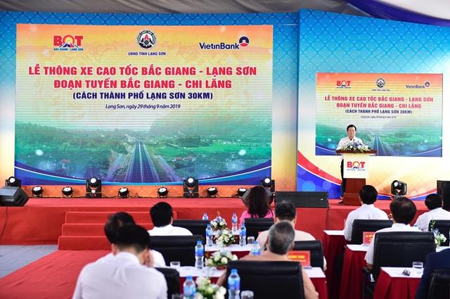 Thông xe kỹ thuật cao tốc 12.000 tỷ đồng, từ Hà Nội đi Lạng Sơn chỉ còn 2 tiếng - 1