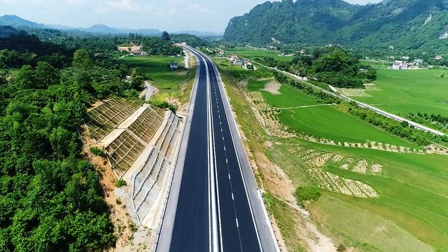 Thông xe kỹ thuật cao tốc 12.000 tỷ đồng, từ Hà Nội đi Lạng Sơn chỉ còn 2 tiếng - 4
