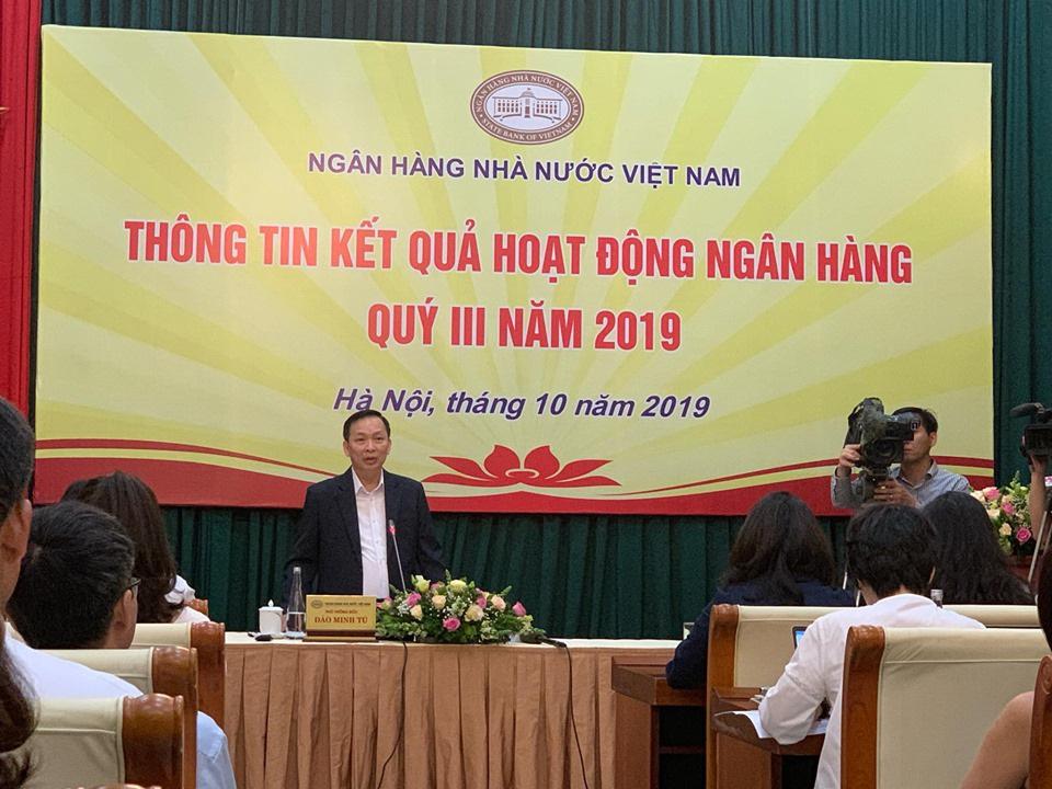 Phó Thống đốc Đào Minh Tú nói gì về khả năng phá giá VND?
