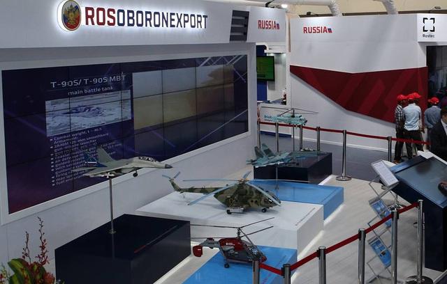 Nga chào hàng khí tài quân sự hiện đại nhất với Việt Nam - 1