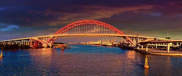 Chuẩn bị thông xe cây cầu hơn 2.000 tỷ đồng có kiểu dáng độc và lạ - 6