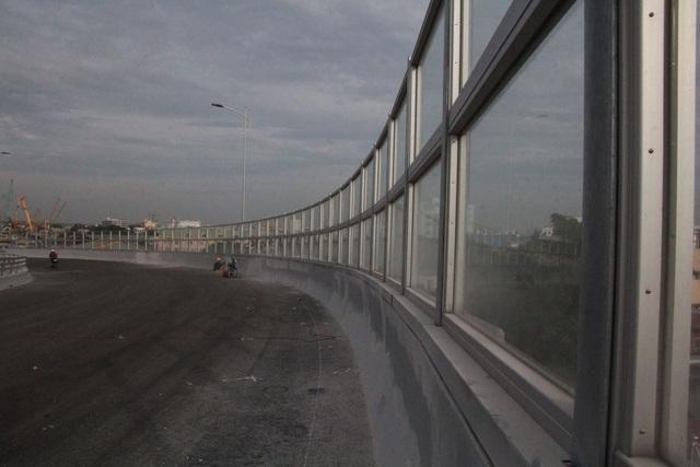 Chuẩn bị thông xe cây cầu hơn 2.000 tỷ đồng có kiểu dáng độc và lạ - 9