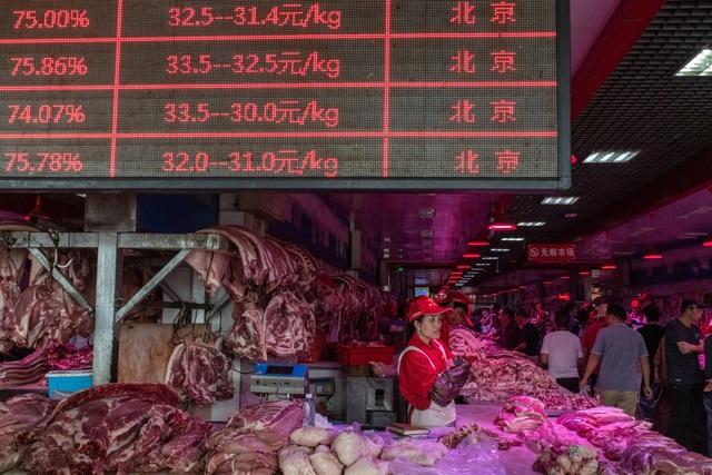 Bí mật bên trong kho dự trữ thịt lợn chiến lược của Trung Quốc - 1