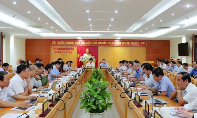 """Chủ tịch tỉnh Hà Tĩnh """"lệnh"""" thu hồi các dự án chây ì, có dấu hiệu giữ đất - 2"""