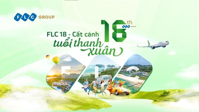 Mừng sinh nhật 18 năm, Tập đoàn FLC phát động chiến dịch Xanh trên toàn hệ thống - 3
