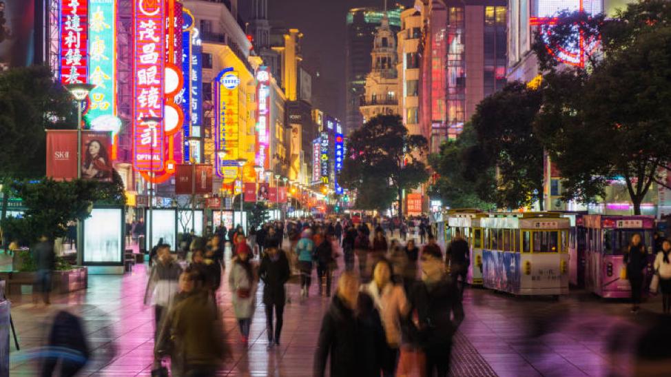 """Kinh tế Trung Quốc thúc đẩy """"kinh tế ban đêm"""", cứu tăng trưởng"""