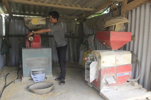 Vợ chồng trẻ Vân Kiều kiếm gần 150 triệu đồng/năm từ trồng rừng, nuôi dê - 4