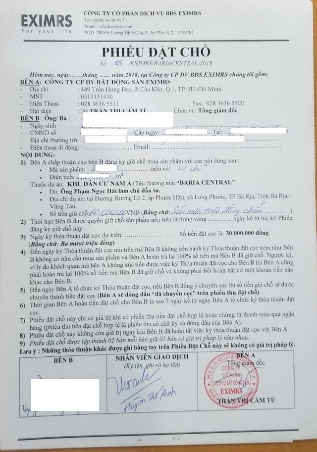 Cẩn trọng trước dự án bán đất nền kiểu Alibaba - 2