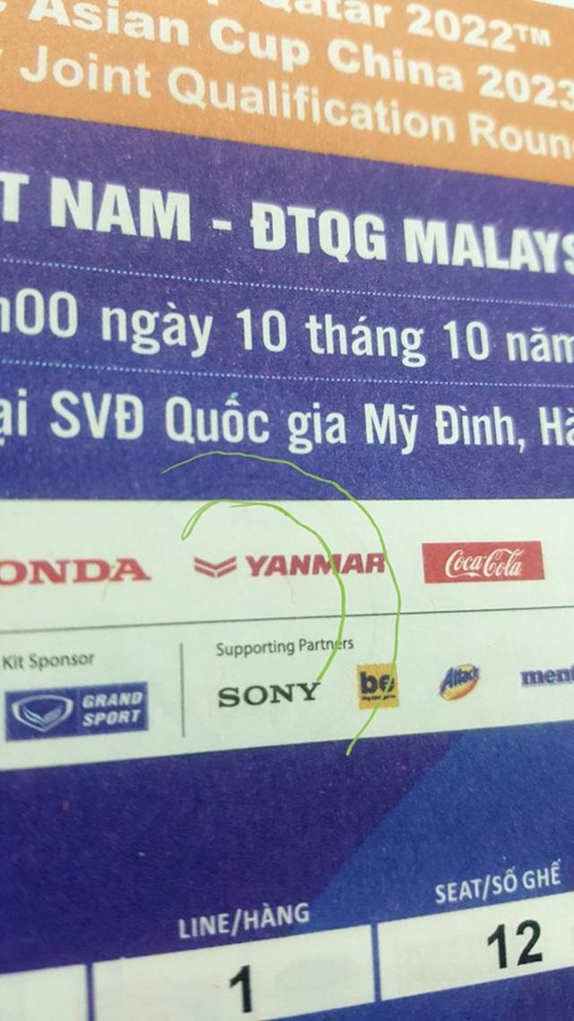 Săn vé chợ đen sát trận Việt Nam - Malaysia: Nơm nớp lo mua phải vé giả - 2