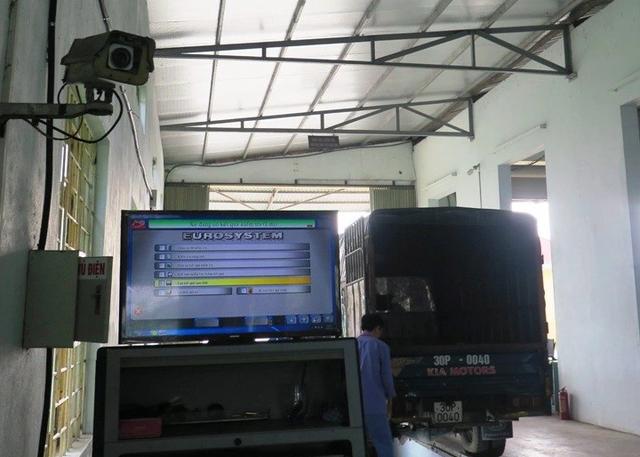 Từ 15/10, giám sát trực tiếp quy trình đăng kiểm ô tô qua camera - 1