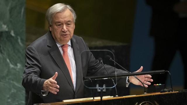Liên Hiệp Quốc hết tiền trả lương nhân viên tháng 11 - 1