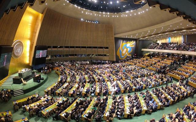 Liên Hiệp Quốc hết tiền trả lương nhân viên tháng 11 - 2