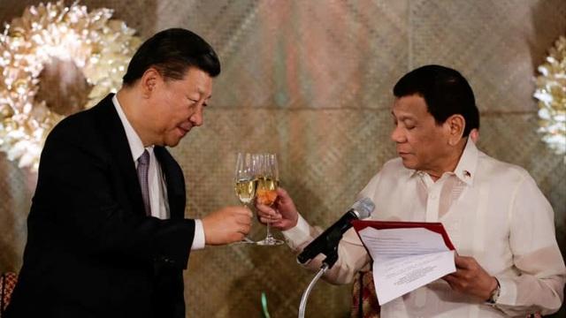 Ảo mộng đằng sau khoản đầu tư 45 tỷ USD của Trung Quốc ở Philippines - 1
