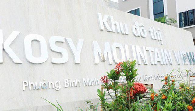 Thanh tra toàn diện dự án khu đô thị hơn 400 tỷ đồng của Kosy - 1